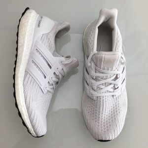 Adidas Ultraboost 4.0 Running Shoes Womens Size 8
